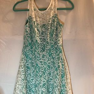 Wet Seal Lace Dress